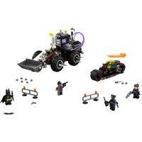 Lego THE MOVIE Dwie twarze i podwójna demolka two-face double demolition - batman 70915