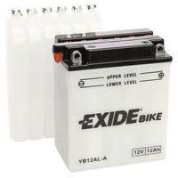 Akumulator motocyklowy Exide YB12AL-A 12Ah 165A