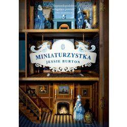 MINIATURZYSTA TW, książka w oprawie twardej