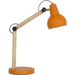 Zuiver Lampa biurkowa STUDY pomarańczowa 5200014