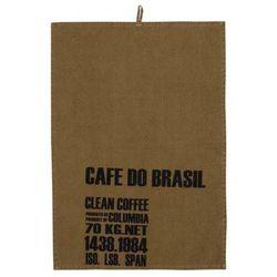 Ib laursen  ręcznik kuchenny cafe do brasil - 6319-00, kategoria: ręczniki