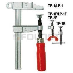 Erdi Ścisk spawalniczy masowy żeliwny lp/tp ze śrubą skrzydełkową, kategoria: pozostałe narzędzia spaw