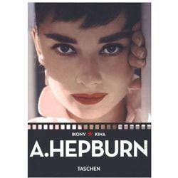 Audrey Hepburn. Ikony kina, książka z kategorii Film i teatr