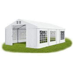 Namiot 4x7x2, całoroczny namiot cateringowy, winter/sd 28m2 - 4m x 7m x 2m marki Das company