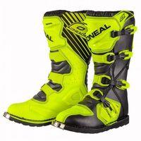O'neal Buty crossowe enduro  rider żółte neon