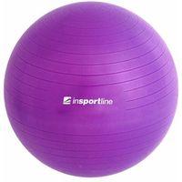 Piłka gimnastyczna inSPORTline Top Ball 85 cm - fioletowy