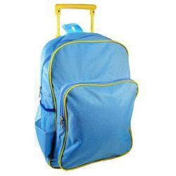 DUŻY PLECAK SZKOLNY NA KÓŁKACH tornister walizka - produkt dostępny w Gigant Discount