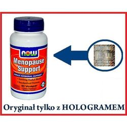 Menopause Support - 90 kapusłek - produkt z kategorii- Pozostałe zdrowie