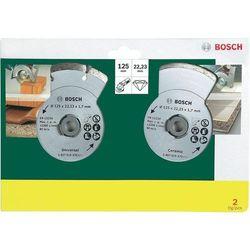 Tarcza diamentowa TS Bosch 2607019484, 125 mm (tarcza do cięcia)