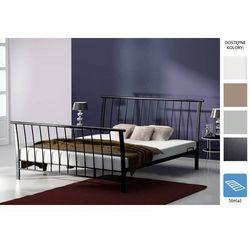Frankhauer łóżko metalowe bella 90 x 200