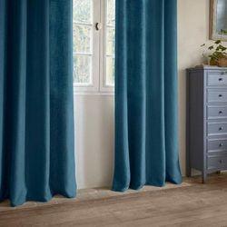 Zasłona okienna, kotara w szlachetnym morskim kolorze, która doda pomieszczeniu wyjątkowości i niebanalności (3560234476295)