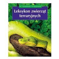 Leksykon zwierząt terraryjnych, książka z kategorii Hobby i poradniki
