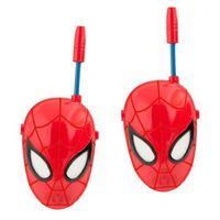 Walkie talkie spiderman face 2,4 ghz marki Imc toys