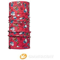 Buff Junior polar  hello kitty foodie red