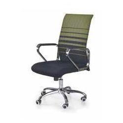 Fotel volt czarno-zielony - zadzwoń i złap rabat do -10%! telefon: 601-892-200 marki Halmar