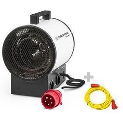 Trotec Nagrzewnica elektryczna tds 30 r + przedłużacz profesjonalny 20 m / 400 v / 2,5 mm² (4052138035726)