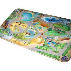 Vopi dywan dziecięcy ultra soft zoo, 130 x 180 cm marki 4home