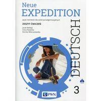 Neue Expedition Deutsch 3 Zeszyt ćwiczeń - Betleja Jacek, Nowicka Irena, Wieruszewska Dorota (9788326225260)