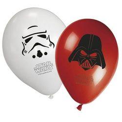 Procos Balony urodzinowe star wars - 28 cm - 8 szt (5201184841655)