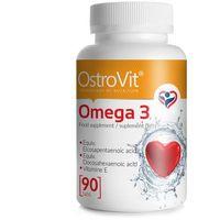 Ostrovit Omega 3 90 kapsułek  (5902232611045)