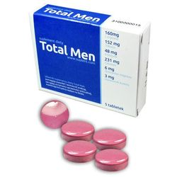 Total men tabletki - 5 szt. wyprodukowany przez Scala selection