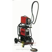 TELWIN Półautomat inwertorowy Inverpulse 425 MIG/TIG/MMA + wózek z kategorii Migomaty i półautomaty spawa