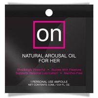 Olejek stymulujący dla kobiet -  on arousel oil for her original ampułka marki Sensuva