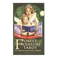 Agm Forest folklore tarot
