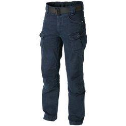 spodnie Helikon UTL denim blue UTP LONG (SP-UTL-DM-31), kolor niebieski, od rozmiaru XXL