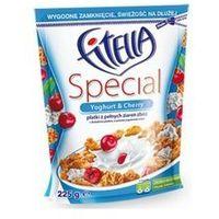 225g special płatki jogurtowo-wiśniowe bez dodatku cukru   darmowa dostawa od 150 zł! wyprodukowany przez F