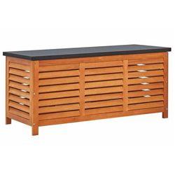 Drewniana skrzynia ogrodowa - Mola 2X