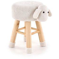 Pufa Dolly 2 Owieczka biały