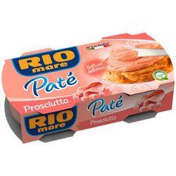 RIO MARE 2x84g Pasztet z szynki włoskiej (produkt mięsny)