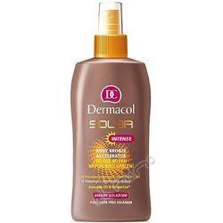 Dermacol Solar Intense Body Bronze Accelerator 200ml W Opalanie Do solarium - produkt z kategorii- Kosmetyki d