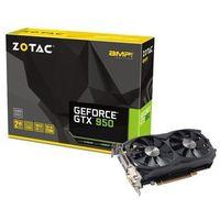 ZOTAC GeForce CUDA GTX950 AMP! 2GB DDR5 PCI-E 128BIT 2DVI/HDMI/DP DARMOWA DOSTAWA DO 400 SALONÓW !! (48951736