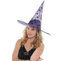 Czarownica, kapelusz, rozmiar uniwersalny, towar z kategorii: Gadżety