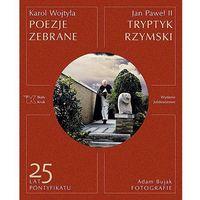 Tryptyk rzymski Poezje zebrane (311 str.)