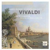Vivaldi: La Stravaganza - Fabio Biondi, Europa Galante
