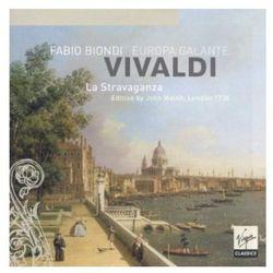 Vivaldi: La Stravaganza - Fabio Biondi, Europa Galante - sprawdź w wybranym sklepie