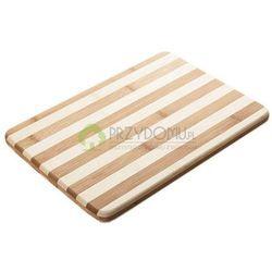 Deska do krojenia bambusowa PANDA pasy szerokie