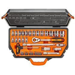 Zestaw kluczy nasadowych NEO 1/2 cala 08-621 (42 elementy) + Zamów z DOSTAWĄ JUTRO! + DARMOWY TRANSPORT! (5907558402711)