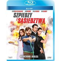 Szpiedzy z sąsiedztwa (Blu-ray) - Greg Mottola