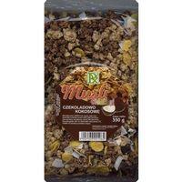 Musli crunchy czekolada kokos 350g radix marki Radix bis