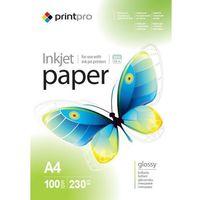 Printpro Arsej papier fotograficzny błyszczący a4 230 g/m 100 szt