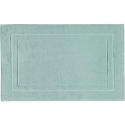 Cawo Dywanik łazienkowy classic 50 x 80 cm pastelowozielony
