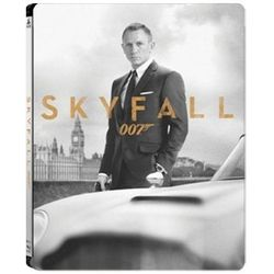 Skyfall - Steelbook (Blu-Ray) - Sam Mendes (film)