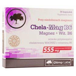 Chela-Mag B6 30 kaps., produkt z kategorii- Witaminy i minerały