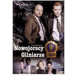 Nowojorscy gliniarze - sezon 1 (DVD) - Felix Enríquez Alcala z kategorii Seriale, telenowele, programy TV