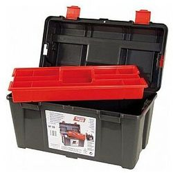 Tayg - walizka narzędziowa - 445 x 235 x 230 mm - z półką (8412796130007)