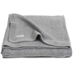 Jollein Koc natural knit - grey 100x150cm 516-522-65084 (8717329329508)